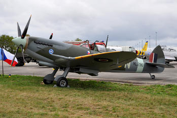 ML 296 - Private Supermarine Spitfire LF.XVIe