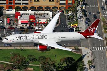 G-VOWS - Virgin Atlantic Boeing 787-9 Dreamliner