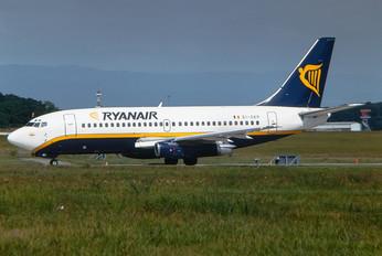 EI-CKP - Ryanair Boeing 737-200