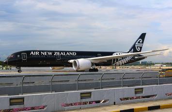 ZK-NZE - Air New Zealand Boeing 787-9 Dreamliner