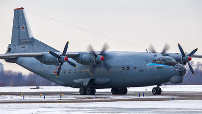 RF-12025 - Russia - Air Force Antonov An-12 (all models)
