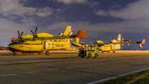 UD13-19 - Spain - Air Force Canadair CL-215T aircraft