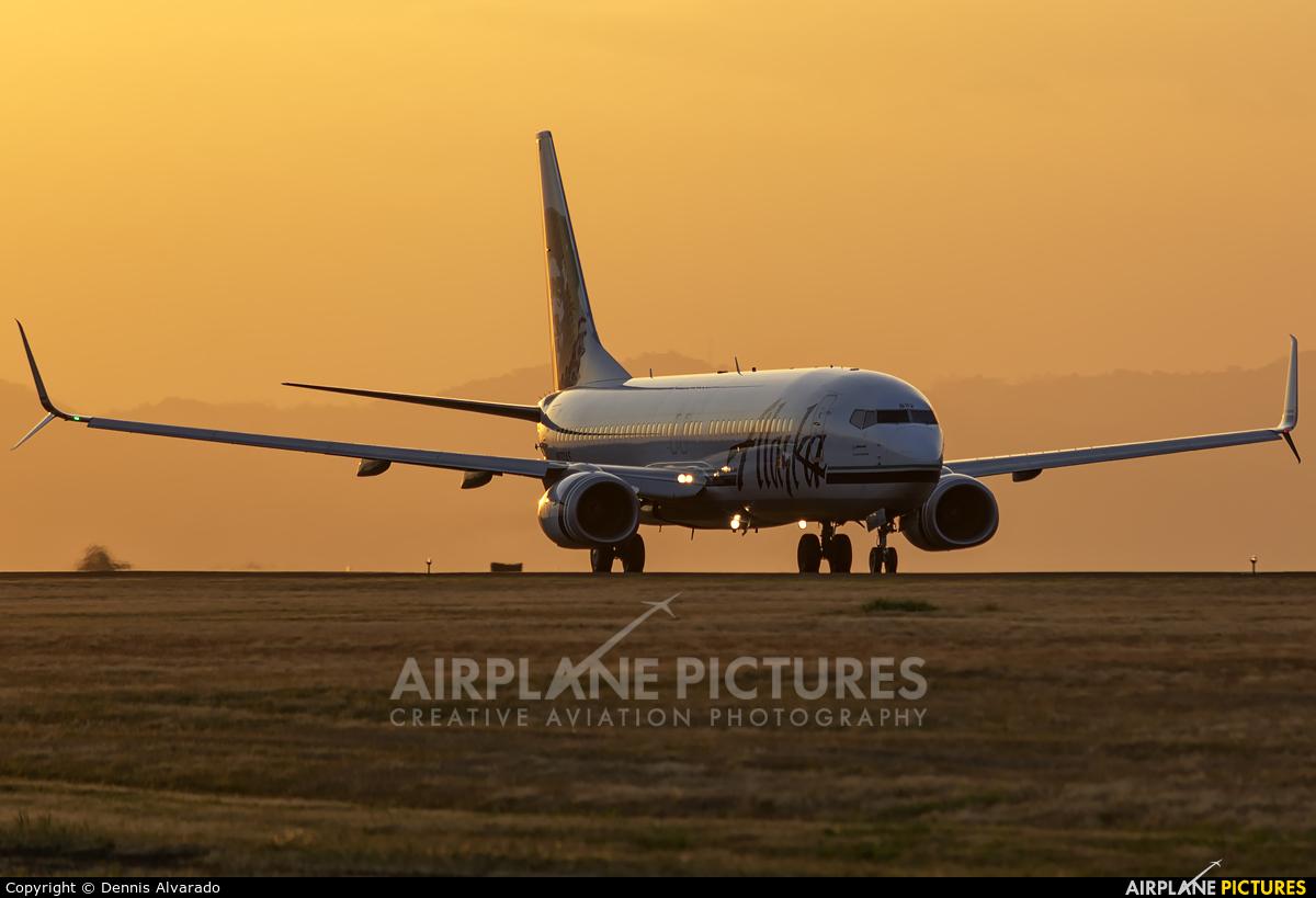 Alaska Airlines N532AS aircraft at San Jose - Juan Santamaría Intl