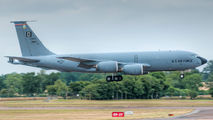 63-8021 - USA - Air Force Boeing KC-135R Stratotanker aircraft