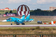 38 - Russia - Air Force Sukhoi Su-34 aircraft