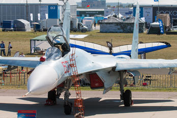 63 RED - Russia - Air Force Sukhoi Su-27SM