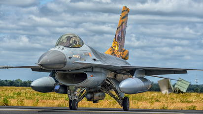 FA-106 - Belgium - Air Force General Dynamics F-16A Fighting Falcon