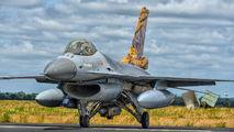 FA-106 - Belgium - Air Force General Dynamics F-16A Fighting Falcon aircraft