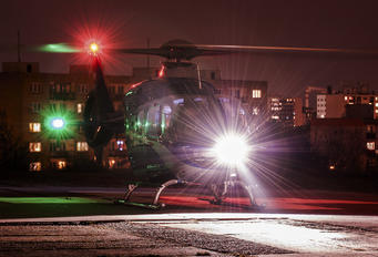 OK-BYA - Czech Republic - Police Eurocopter EC135 (all models)
