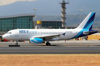 N1235V - Veca Airlines Airbus A319