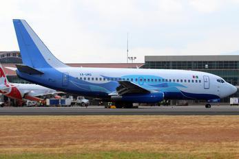 XA-UMQ - Global Air Boeing 737-200
