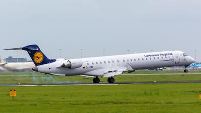 D-ACKL - Lufthansa Regional - CityLine Canadair CL-600 CRJ-900
