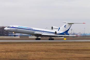 RA-85625 - Gazpromavia Tupolev Tu-154M