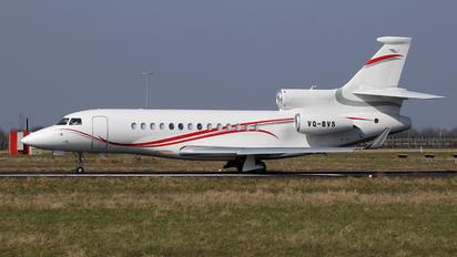 VQ-BVS - Private Dassault Falcon 7X