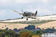 G-CCCA - Historic Flying Supermarine Spitfire T.9 aircraft