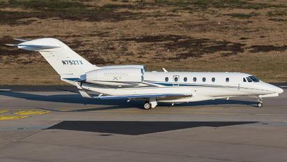 N752TX - Private Cessna 750 Citation X