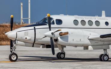 84-0173 - USA - Army Beechcraft C-12 Huron