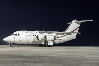 LZ-TIM - Bulgaria Air British Aerospace BAe 146-100/Avro RJ70