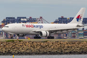 MASkargo use A330-200F on their Sydney route title=