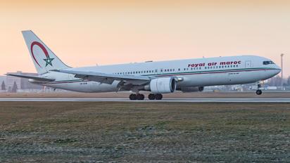 CN-ROW - Royal Air Maroc Boeing 767-300ER