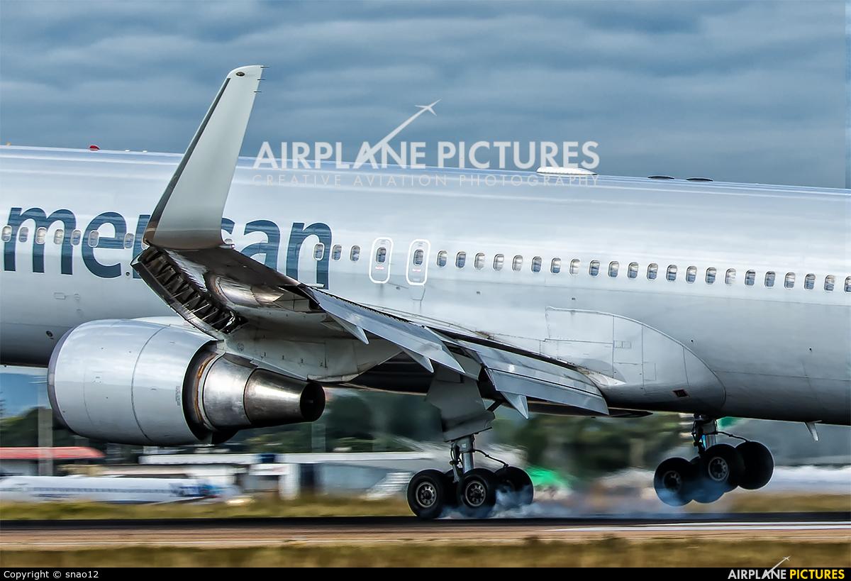 American Airlines N387AM aircraft at Campinas - Viracopos Intl