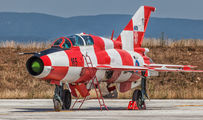 165 - Croatia - Air Force Mikoyan-Gurevich MiG-21UMD aircraft