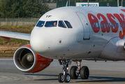 HB-JYF - easyJet Switzerland Airbus A319 aircraft