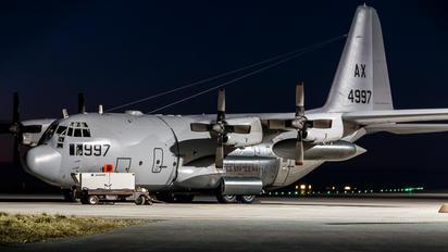 AX-4997 - USA - Navy Lockheed C-130T Hercules