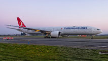 TC-JJL - Turkish Airlines Boeing 777-300ER aircraft