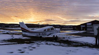 LN-NAG - Private Piper PA-28 Warrior