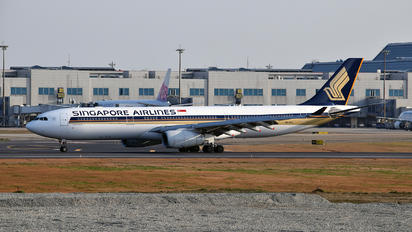 9V-STA - Singapore Airlines Airbus A330-300