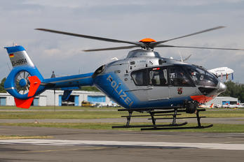 D-HRPA - Germany - Police Eurocopter EC135 (all models)