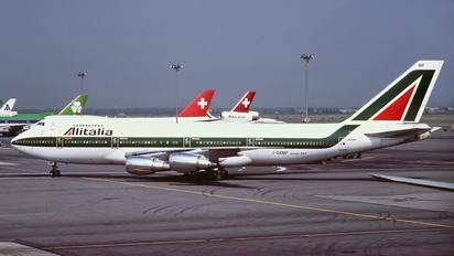 I-DEMP - Alitalia Boeing 747-200