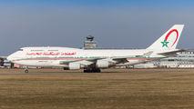 CN-RGA - Royal Air Maroc Boeing 747-400 aircraft