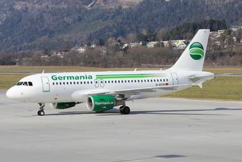 D-ASTA - Germania Airbus A319
