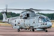 ZH836 - Royal Navy Agusta Westland AW101 111 Merlin HM.1 aircraft