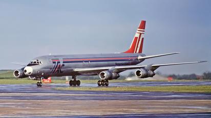 G-BFHW - Transmeridian Air Cargo Douglas DC-8-54(F)