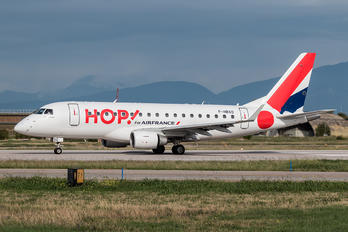 F-HBXO - Air France - Hop! Embraer ERJ-170 (170-100)