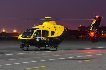 G-TVHB - UK - Police Services Eurocopter EC135 (all models)