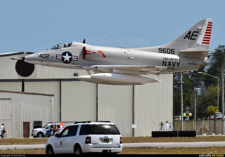 Private NX2262Z aircraft at Titusville (Cocoa Beach) - Space Coast Regional