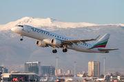 LZ-VAR - Bulgaria Air Embraer ERJ-190 (190-100) aircraft