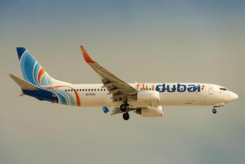 A6-FDN - flyDubai Boeing 737-800