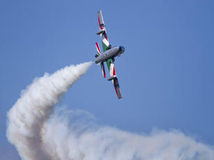 "10 - Italy - Air Force ""Frecce Tricolori"" Aermacchi MB-339-A/PAN"
