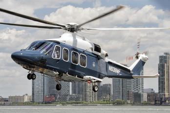 N638MF - Private Agusta Westland AW139
