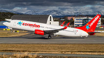 TC-TJG - Corendon Airlines Boeing 737-800 aircraft