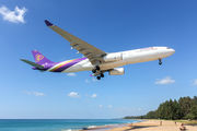 HS-TET - Thai Airways Airbus A330-300 aircraft
