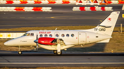TF-ORG - Eagle Air British Aerospace BAe Jetstream 32