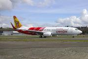 VT-GHA - Air India Express Boeing 737-800 aircraft