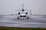 M-ROWL - Private Dassault Falcon 900 series aircraft