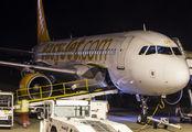G-EZUF - easyJet Airbus A320 aircraft